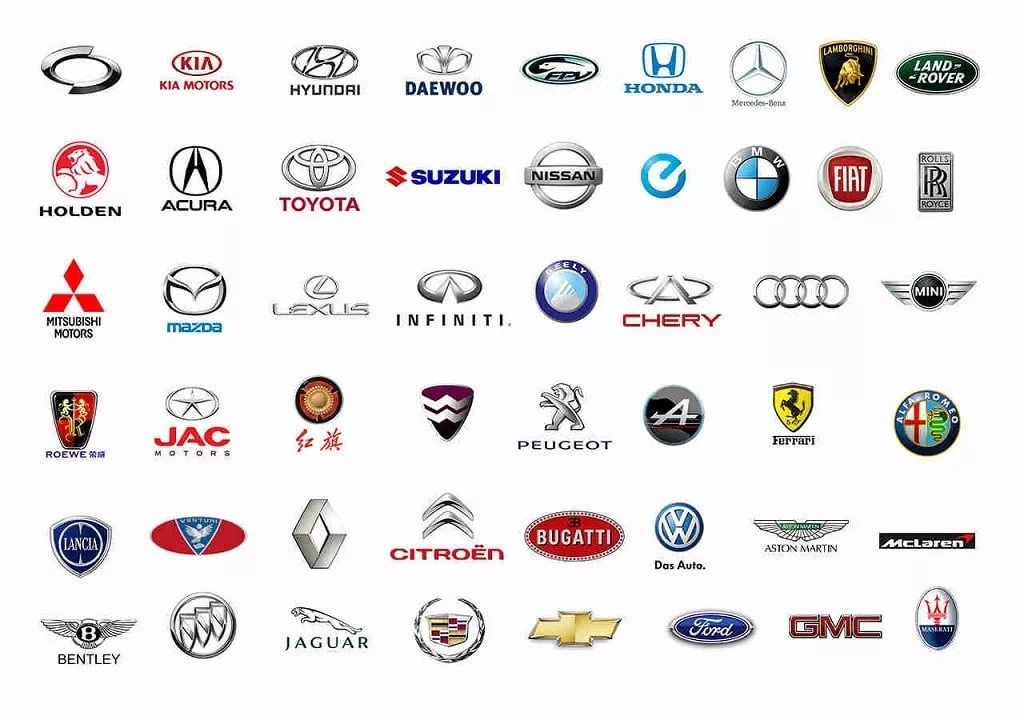 Car Brands AZ  CarLogosorg